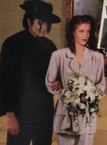 Certificato di matrimonio tra Lisa e Michael Mjscan12