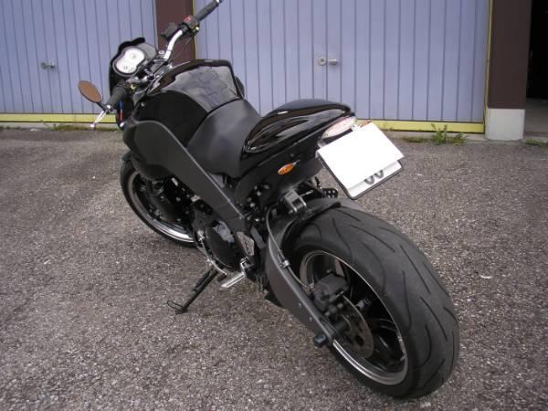 XB12S  ALL BLACK !! 310
