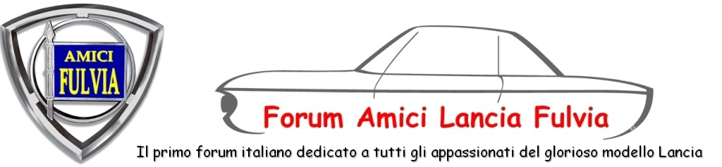 Forum Amici Lancia Fulvia