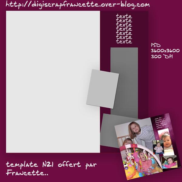 template N21 Templa33