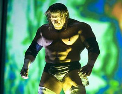 the gread khali vs Triple H for the european title Post1510