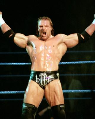 the gread khali vs Triple H for the european title Post1610