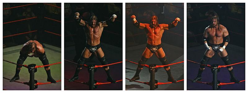 the gread khali vs Triple H for the european title Post_113