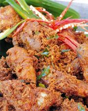 Ayam Goreng Berempah Resepi13