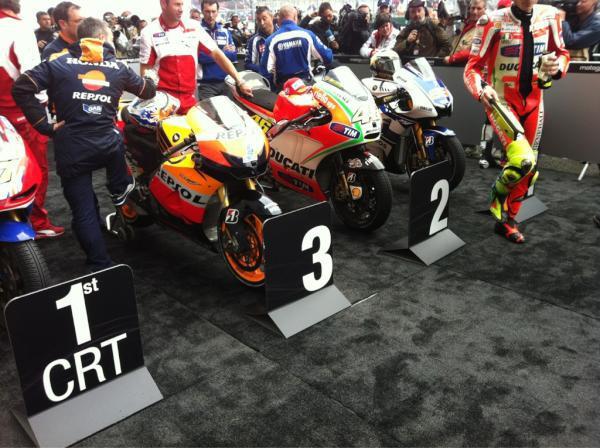 Le Mans  MotoGP Francia 2012 55336410