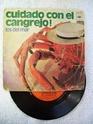 Cuidado con el cangrejo ! los del mar -- Disco de Vinilo 45 rpm 100_2312