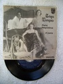 Trigo limpio : El paria  --  Disco de Vinilo 45 rpm 100_2314