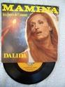Mamina : Les choses de l'amour -- Disco de Vinilo 45 rpm 100_2318