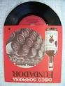 Disco Sorpresa Fundador: Todos Bailamos  --  Disco Vinilo 45 rpm 100_2333