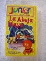 La Abeja Maya (Competicion de saltos) --Video VHS Pict3216