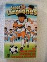 Super Campeones (Un gran sueño)--Video VHS Pict3219