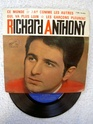 RICHARD ANTHONY --Disco vinilo 45 rpm Pict3250