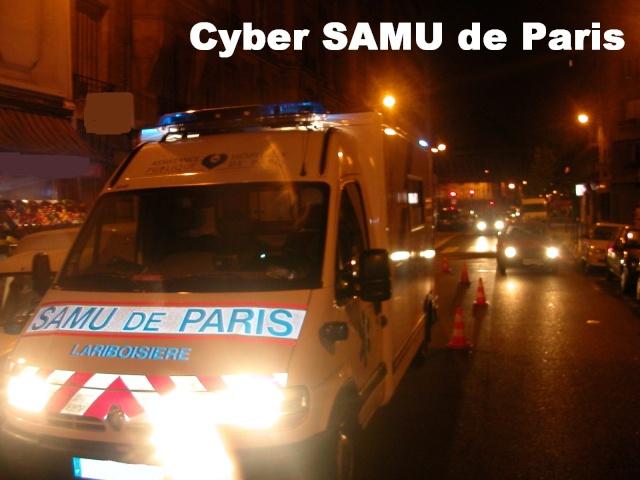 Cyber SAMU SDP