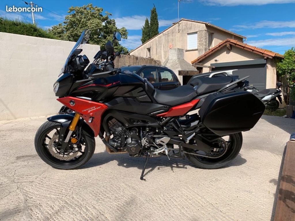 Tracer 900 GT tech black 2020 de CiReDeR 92d7cf10