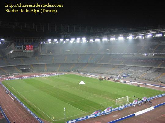 Stadio Delle Alpi (Stade de la juventus de Turin) Turin110