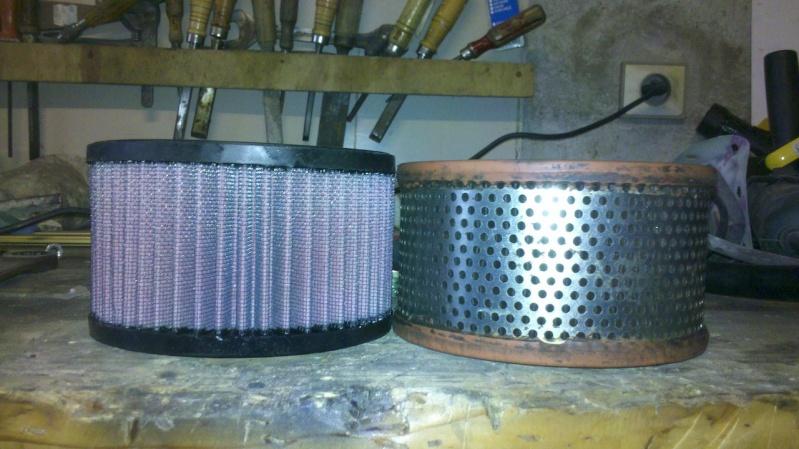 filtre air de remplacement pour ancien carbu 40 kadron 2012-034
