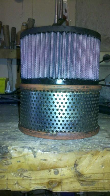 filtre air de remplacement pour ancien carbu 40 kadron 2012-035