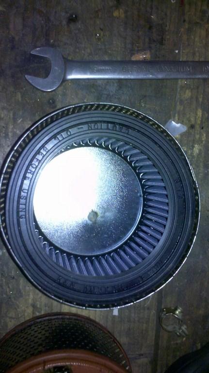 filtre air de remplacement pour ancien carbu 40 kadron 2012-036