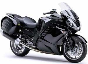 Les différentes motos GT Gtr-1411