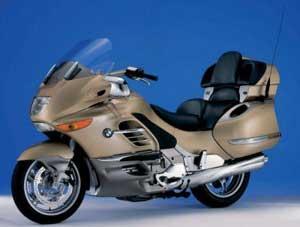 Les différentes motos GT K1200l10
