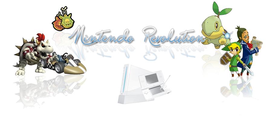 Nintendo Révolution