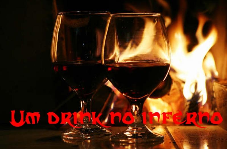 Um drink no inferno