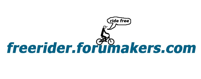 The Unofficial Free Rider Forum