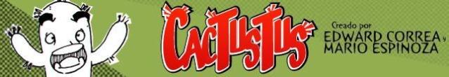 >> CACTUSTUS << Cactus12