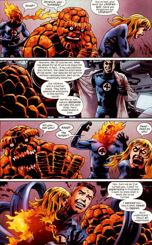 Una discusion dificil ¿Red Richards enloquece en Marvel Zombies? Zom810