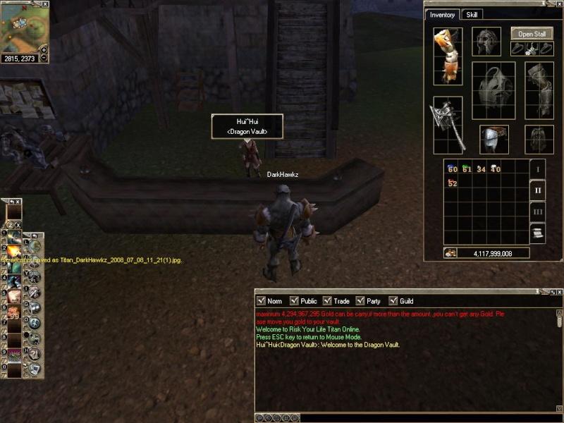 Grantz to player use Bugs Titan_10