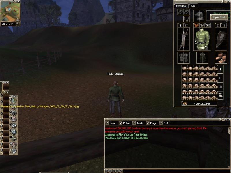 Grantz to player use Bugs Titan_17