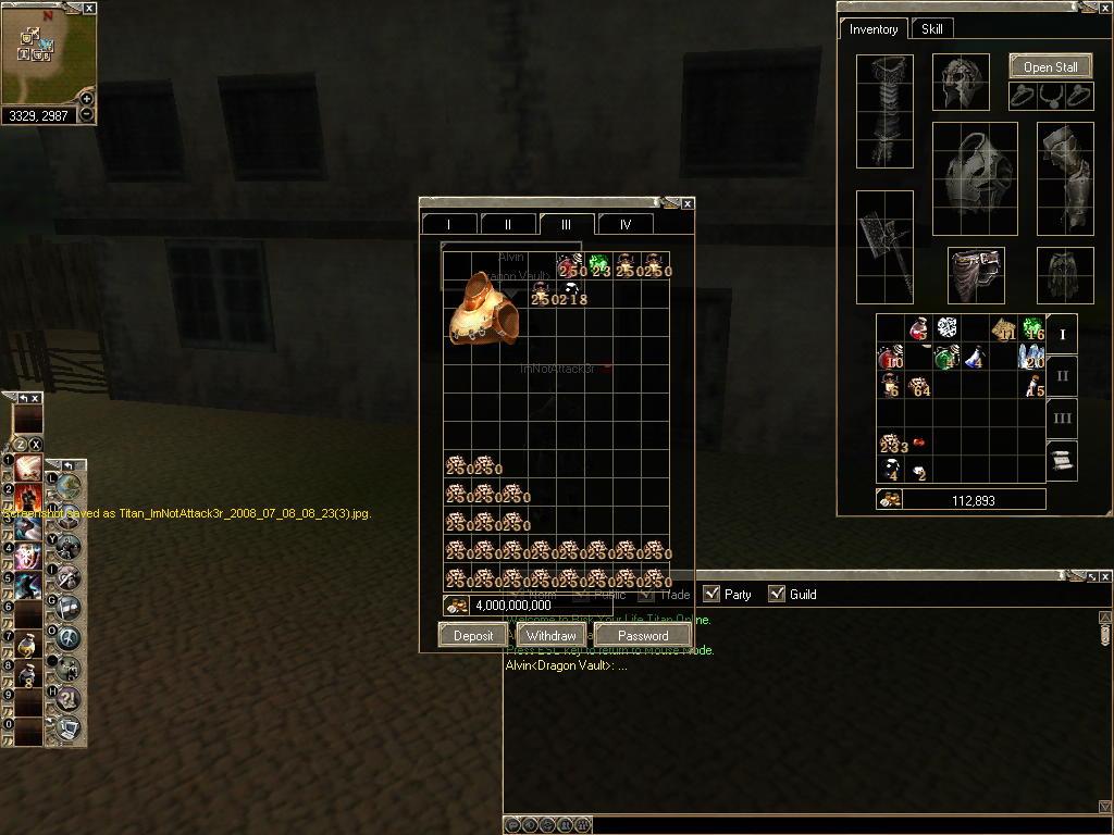 Grantz to player use Bugs Titan_23