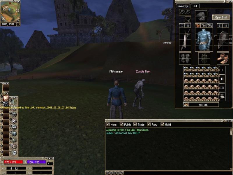Grantz to player use Bugs Titan_41