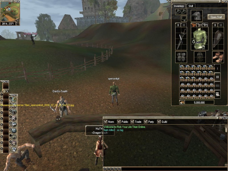 Grantz to player use Bugs Titan_47