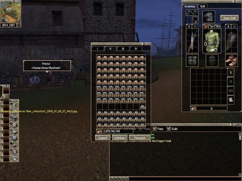 Grantz to player use Bugs Titan_53