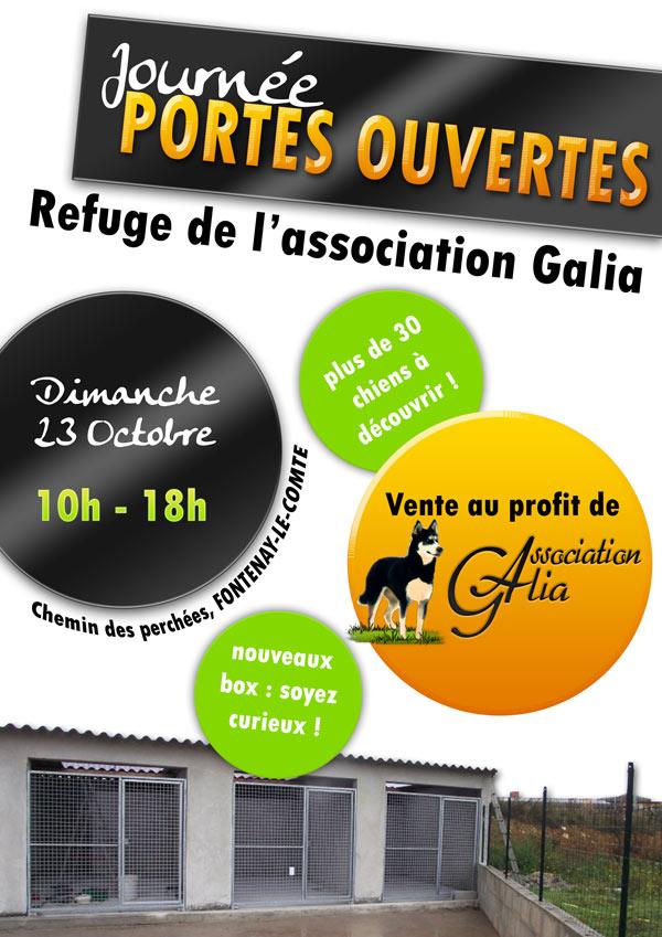 COnstruction d'un refuge en Vendée appel aux volontaires et aux dons Portes11