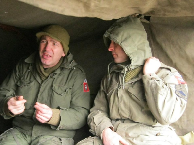 In the footsteps of the 82nd AB Division 2012 41902010