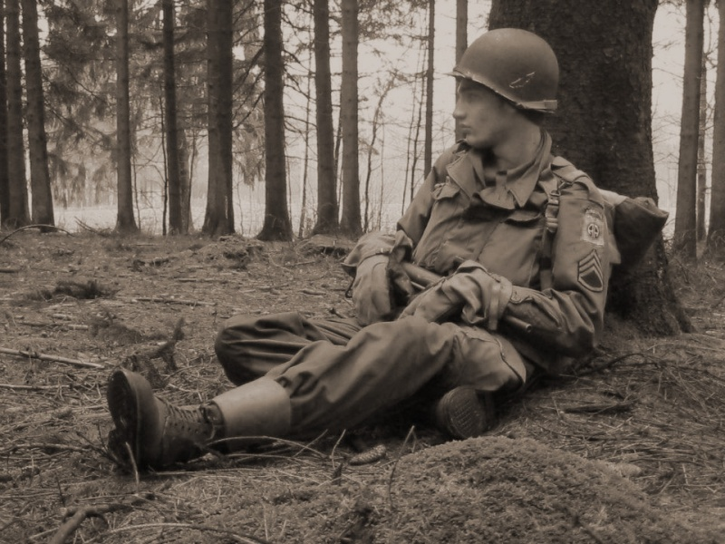 In the footsteps of the 82nd AB Division 2012 42330510