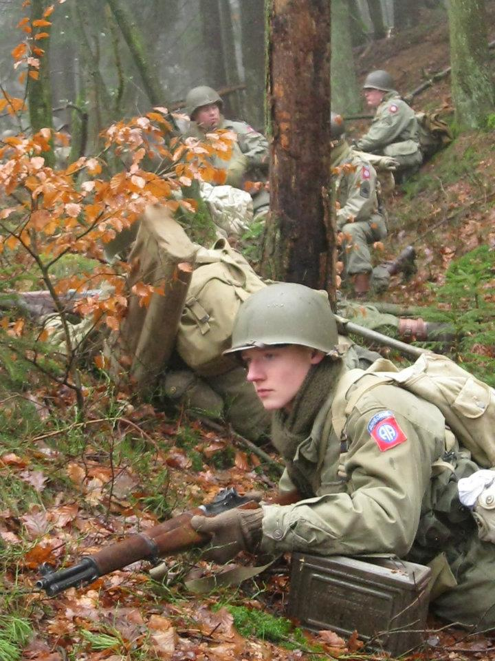 In the footsteps of the 82nd AB Division 2012 42814210