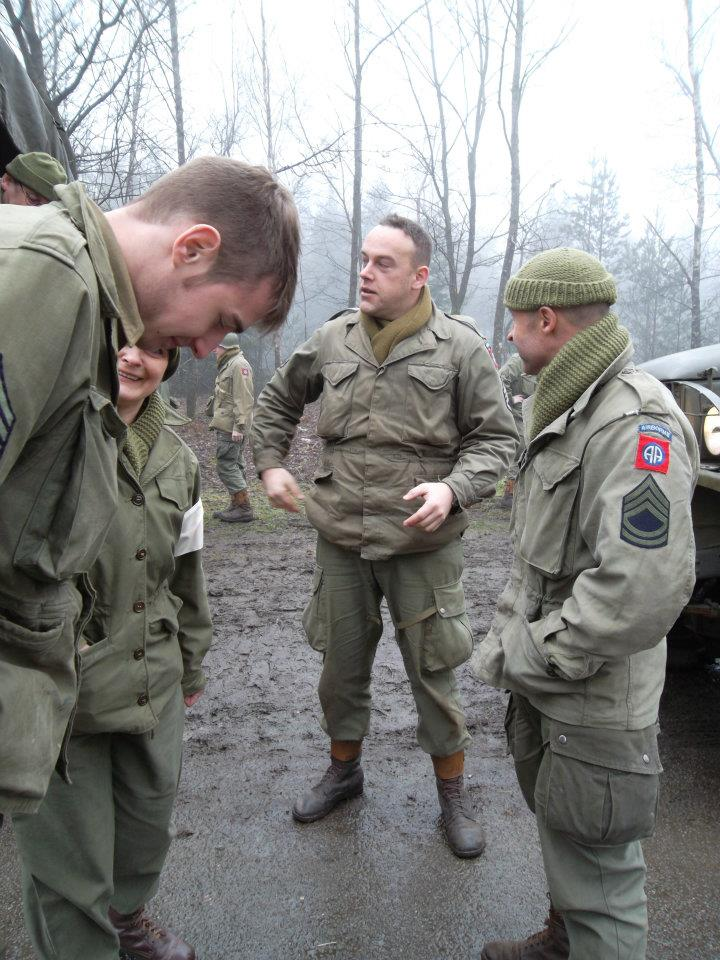 In the footsteps of the 82nd AB Division 2012 43115710