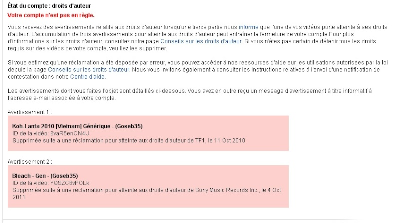 Youtube ! ^_^ - Page 2 11-10-13