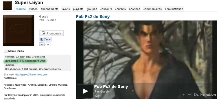 Youtube ! ^_^ - Page 2 12-01-12