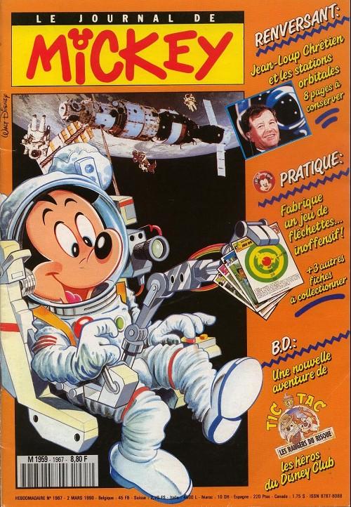 Le journal de Mickey 1967jd10