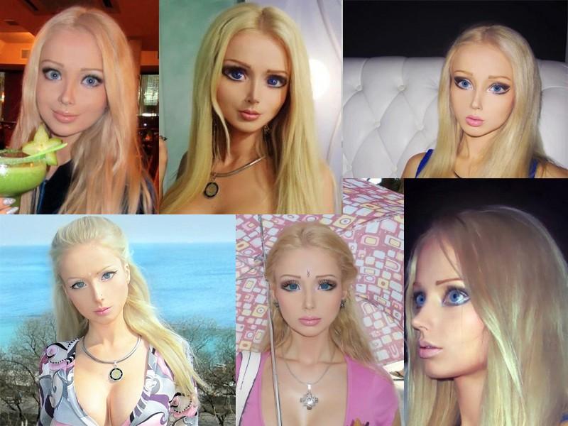 Valeria Lukyanova [Amatue] la Barbie humaine - Page 2 Lukyan10