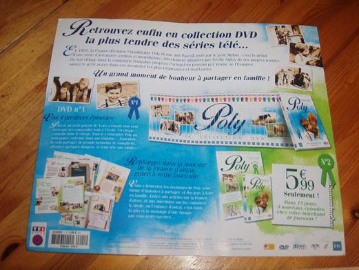 Goseb® et les dvd de Séries P8054311