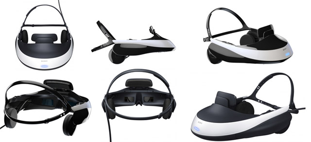 PS3 - Le visiocasque 3D HMZ-T1 de Sony Visio-10