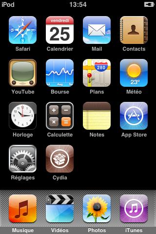 Tutoriel : Jailbreak iPod Touch 2.0 avec WinPwn Fini10