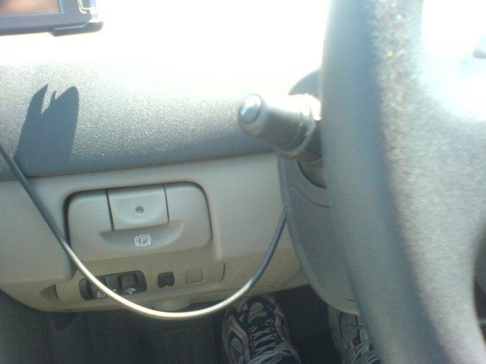 Foto navi v autě Dsc01012