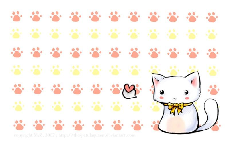Ton fond d'écran Kitty_10