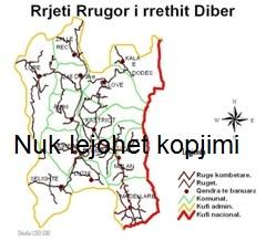 Rruga e Arberit, nje korridor gjitheshqiptar Rrjert11